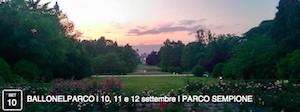 Ballo Nel Parco Sempione - Ph. invito Facebook  https://www.facebook.com/events/1625604404377890/