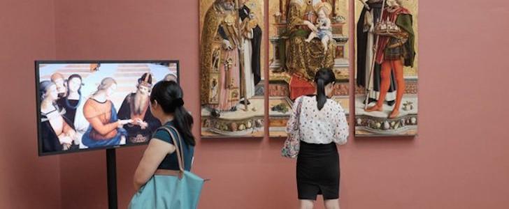Pinacoteca di Brera 2015 novità