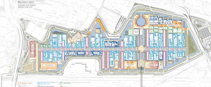 Cosa resterà di Expo 2015 a Milano al termine dell'Esposizione Universale? Ecco i piani per i Padiglioni e la Darsena!