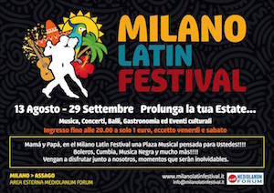 Milano Latin Festival 2015
