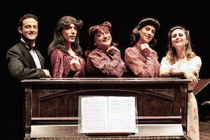 Teatro Delfino Stagione 2015-16 - Sorelle Marinetti
