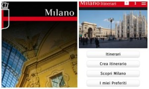 Milano itinerari