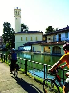Navigli in bici - Ph. Facebook
