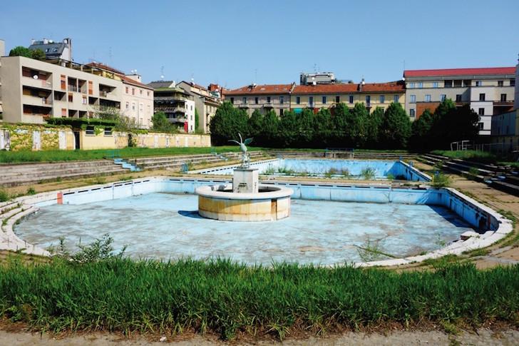 Ad ottobre 2015 nel cuore di milano torna la piscina caimi - Orari piscine milano ...
