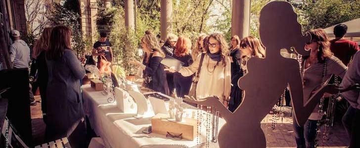 Dal 10 all'11 ottobre 2015 a Brescia Mercanti in Viaggio: per un weekend Castello Quistini torna la capitale del vintage per tutto il Nord Italia!