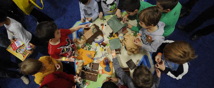 Dal 20 al 22 novembre 2015 torna a Milano il Salone del Giocattolo, ecco tutte le novità per i regali di Natale!