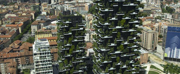 Il Bosco Verticale di Milano è il grattacielo più bello del mondo, il premio planetario per l'architettura 2015