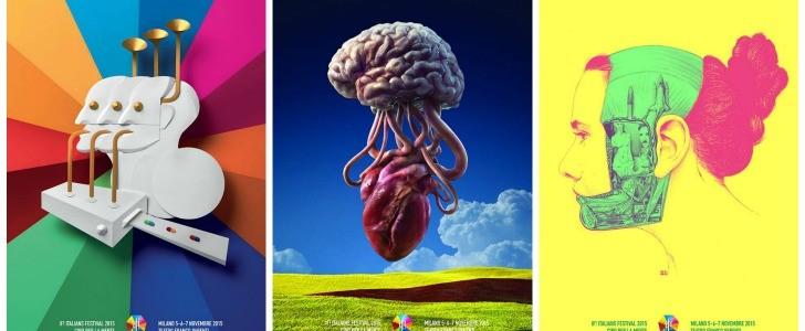 Festival della Creatività 2015: dopo Expo, dal 5 al 7 novembre Milano Nutre il Cervello al Teatro Franco Parenti