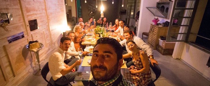 Gnammo Social Eating 11 settembre 2015 - via Facebook