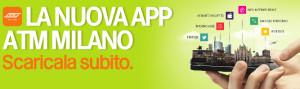 Nuova App ATM Milano