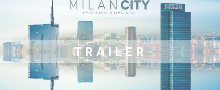 Giro Milano in meno di un minuto? Com'è cambiata la città dopo Expo 2015? Ecco chi è l'autore del video virale che racconta la nuova Milano!