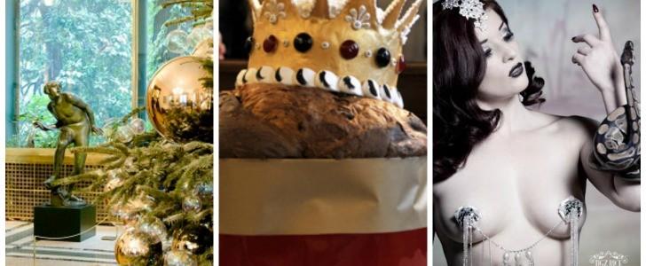 5 cose da fare a Milano sabato 28 novembre cercando i regali di Natale 2015? Re Panettone 2015, giocattoli vintage, burlesque e i migliori chef in via Tortona!