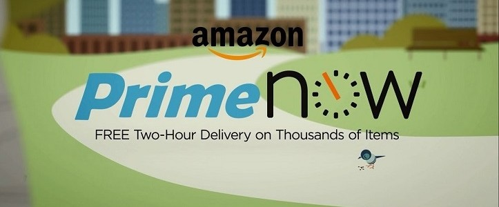 Amazon Prime Now Milano