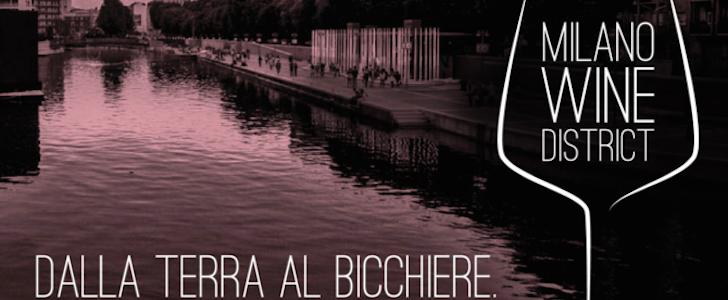 Aperitivo in Darsena con vista sulla slitta di Babbo Natale? Accade a Milano, al Milano Wine District aperto fino al 6 gennaio 2016!