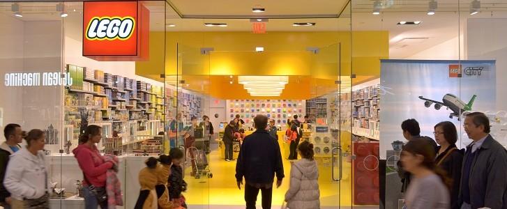 Il primo lego store ufficiale in italia arriva a milano for Lago outlet milano