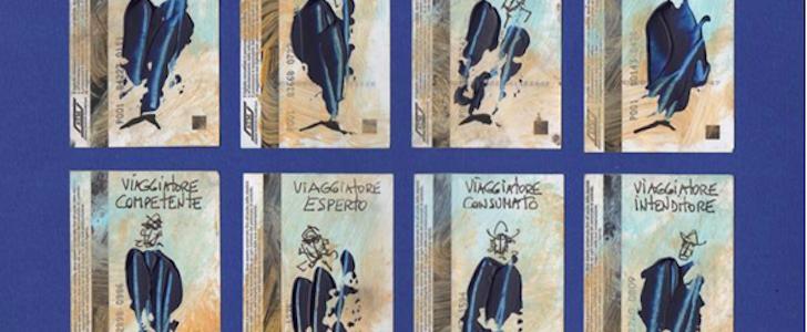 Il biglietto del tram diventa tavolozza: alla scoperta di Roberto Sironi, artista e milanese