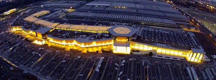 10 cose che forse non sapete dell'Arese Shopping Center, il centro commerciale da record alle porte di Milano – aprile 2016