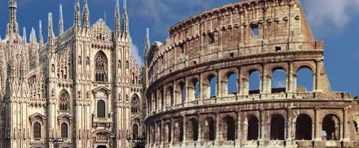 milano capitale di italia roma new york times benne severgnini