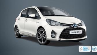 Auto ibride a Milano: Toyota lancia la nuova Yaris Hybrid
