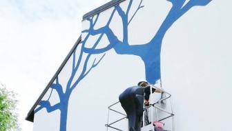 Lambrate primo quartiere antismog di Milano: aperitivo con murales, Airlite, Ikea