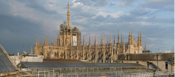 Mangiare un gelato passeggiando sui tetti? Succede anche questo a Milano sabato 9 luglio 2016. Ecco tutti gli eventi!