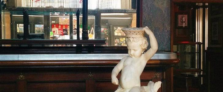 Campari nascosto: una chicca in Galleria per gli amanti dello Spritz milanese
