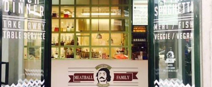 Meatball Family Street Gourmet: le polpette di Diego Abatantuono arrivano nella Stazione Centrale di Milano