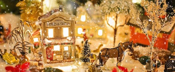 Amazon Prime Now a Milano con il Villaggio di Natale in Piazza Castello: letture e degustazioni dal 12 al 18 dicembre 2016