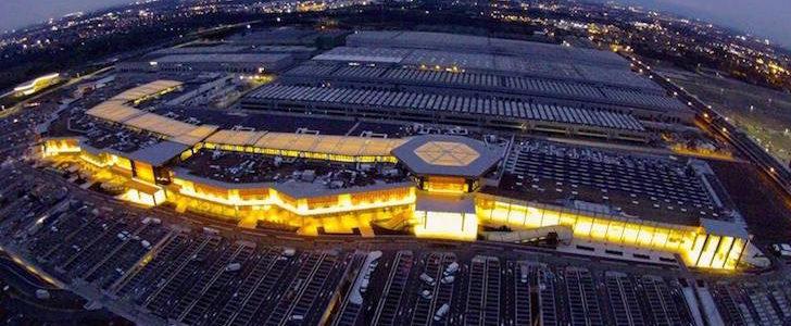 Il Villaggio di Natale dell'Arese Shopping Center