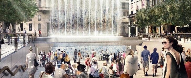 Milano Apple Store in piazza Liberty, ecco come sarà