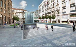 Scalinata Apple Store-2 @UrbanFile