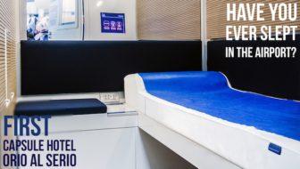 Capsule-hotel a Malpensa e Orio al Serio: l'idea di una startup conquista i viaggiatori degli aereoporti di Milano