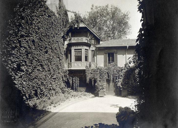 Il palazzo del principe innamorato storia di un angolo for Grandi piani di una casa da ranch di storia