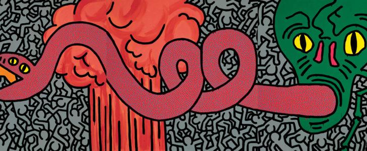 Il genio di Keith Haring in mostra a Milano