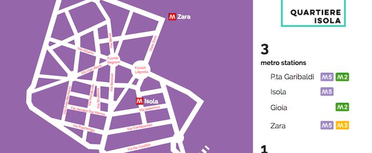 Isola design district alla sua prima milano design week for Milano design district