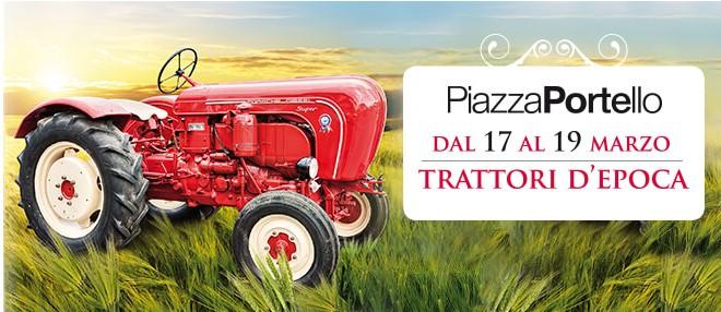 Trattori d'epoca in mostra a Piazza Portello: Weekend 19 marzo a Milano