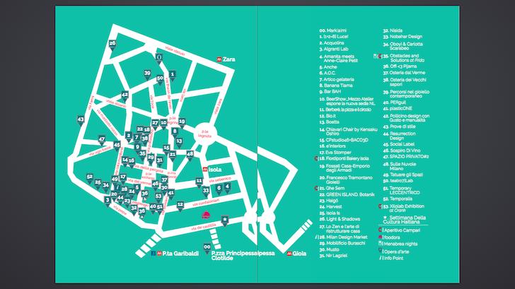 isola design district isola design district la mappa del fuorisalone dal 4 al 9