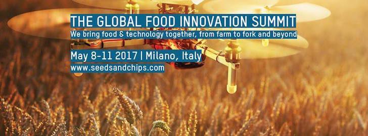 Seeds&Chips, Milano capitale del food a maggio, ecco tutte le info!