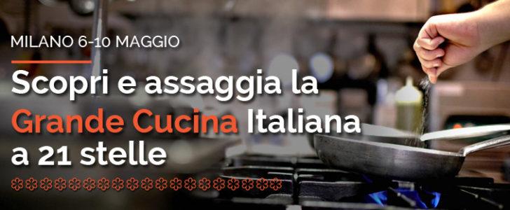 Italian Gourmet. Chef stellati al Superstudio Più
