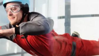 Aero Gravity: a Milano il più grande simulatore di caduta libera al mondo