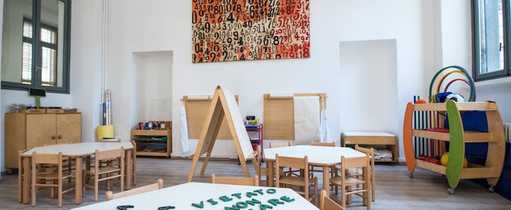 L'arte insegnata al nido. A Milano, il Children Innovation Lab è aperto H24