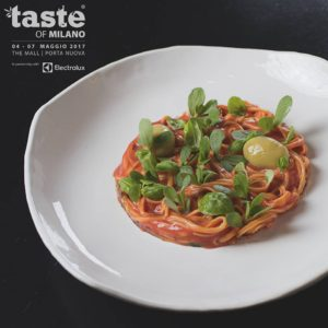 Taste of Milano 2017 – Il Festival degli Chef durante la Milano Food Week