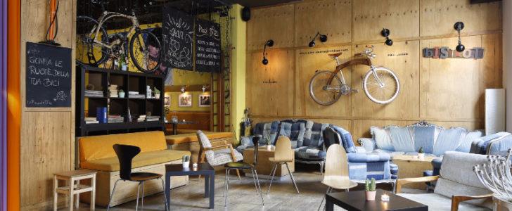 Luca Bestetti in mostra a Le Biciclette di Milano
