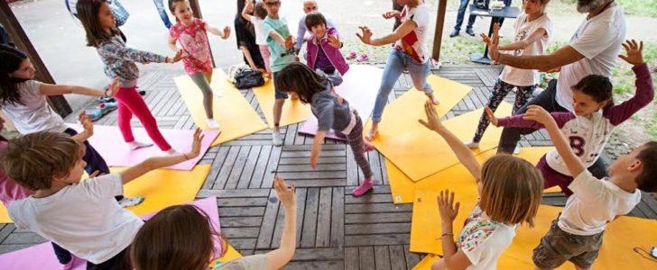 Yogafestival Bimbi. 13   14 maggio a Milano
