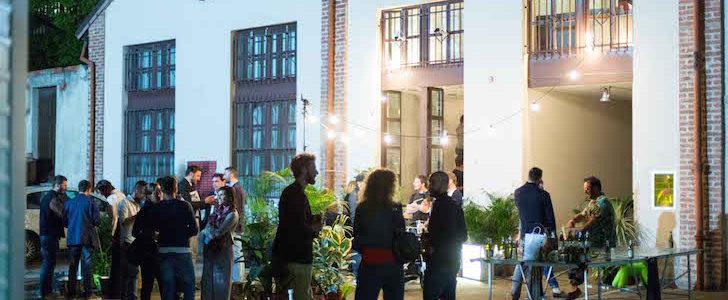 ArchitectsParty, gli aperitivi negli studi di architettura in Italia e in Europa