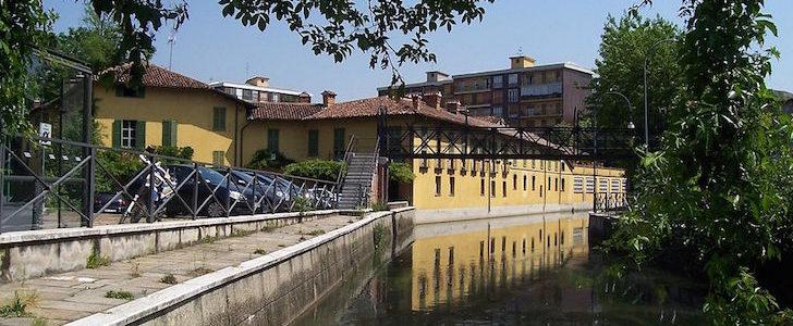 La Cascina delle mele e della Monaca di Monza nascosta dietro Centrale