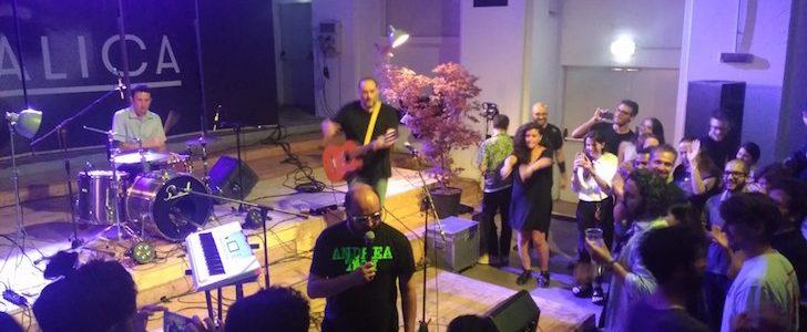 Musica live al Base: siamo tornati a Italica per gli Itaca e i Camillas