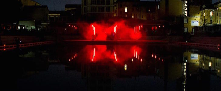 Bagni Misteriosi by night: il 21 giugno arriva la festa elettronica in piscina