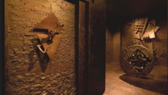 Il Labirinto di Milano: opera di Pomodoro, è nascosto in via Solari