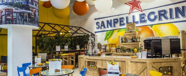 Un angolo di Sicilia in Gae Aulenti: apre il Bar Meraviglia di Bibite Sanpellegrino
